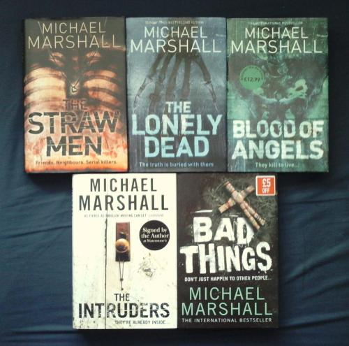 MyPersonalCollection(MichaelMarshall)