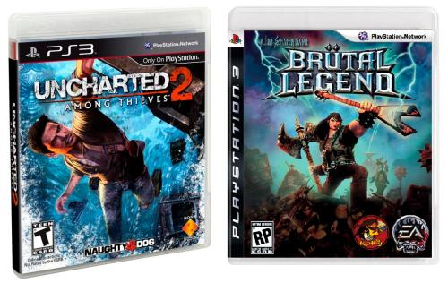 Uncharted2vsBrutalLegend