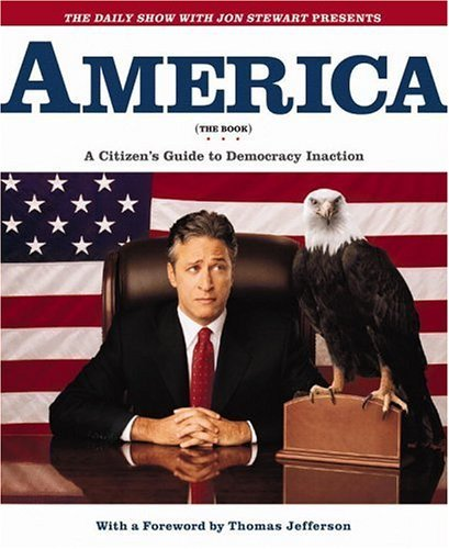 America The Book Cover