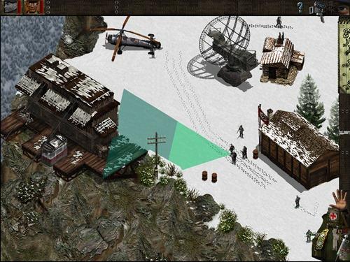 اللعبة الاستراتيجيه الرائعة Commandos Ammo Pack