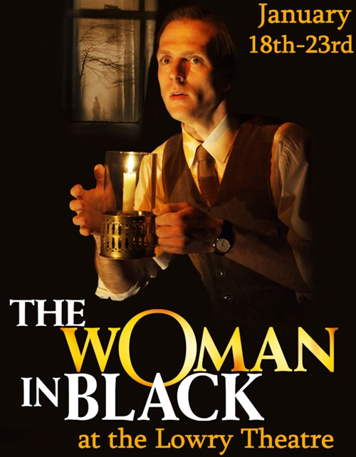 womaninblackposter