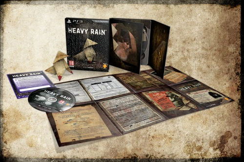 HeavyRainCollector'sEdition