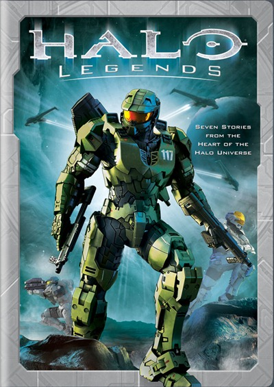 Legends dvd art