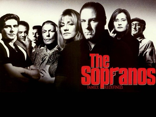 The Sopranos Poster 2