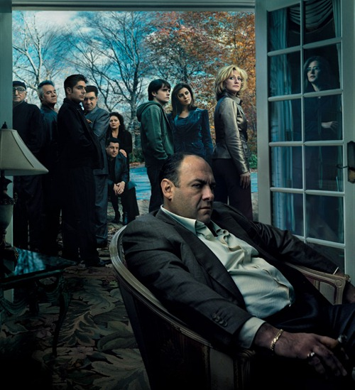 The Sopranos Poster 3