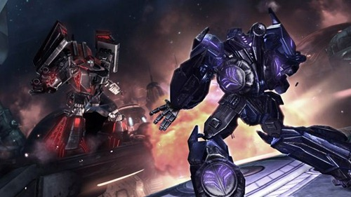 TransformersWFC