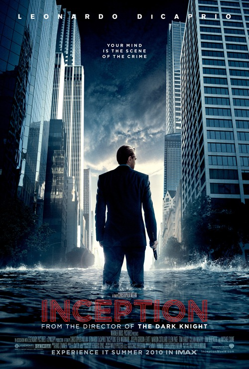 a short review of inception a film by christopher nolan