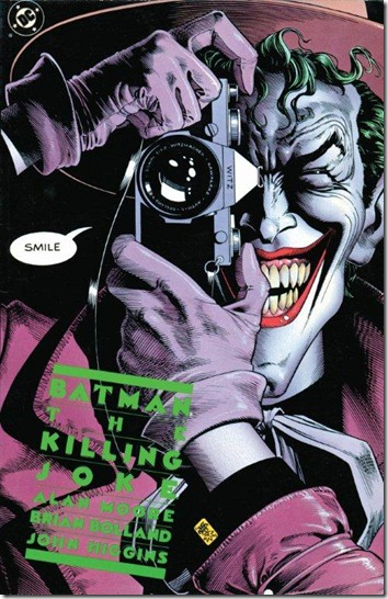 Batman - Killing Joke cvr