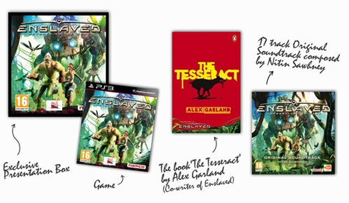 Kuvahaun tulos haulle Enslaved: Odyssey to the West - Talent Pack ps3