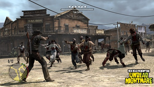 Undead Nightmare 4