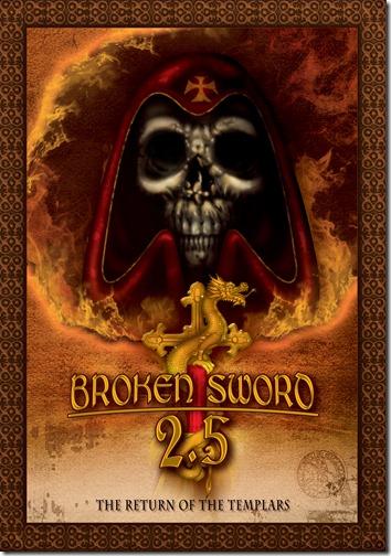 BrokenSword25Cover