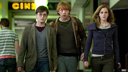 Deathly Hallows - 2