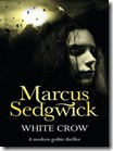 White Crow Cover