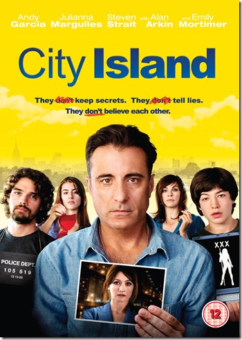 City Island DVD 2D Packshot