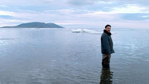 Sergei (Sergei Puskepalis) in the Water