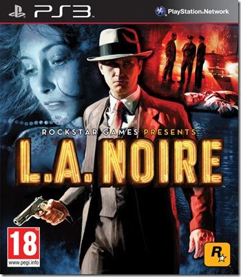 L.A.NoirePS3