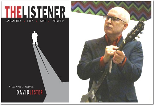 David Lester Interview (The Listener)