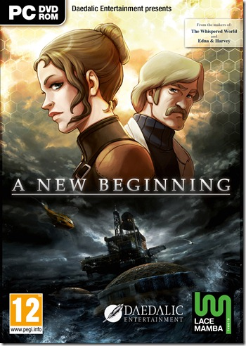 A New Beginning packshot 2D