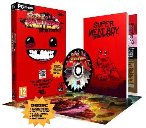 Super Meat Boy Ultra Edition 3D
