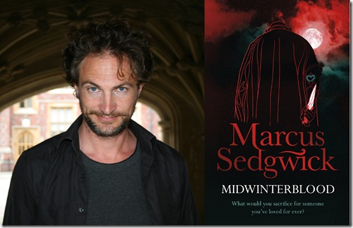 Marcus Sedgwick Midwinterblood Guest Post