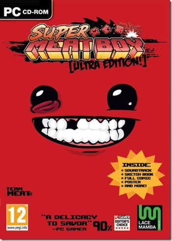 Super Meat Boy Ultra Edition 2D