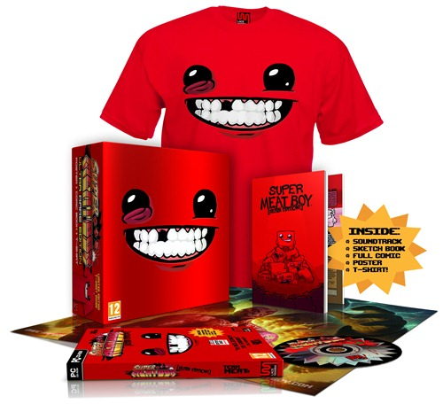 Super Meat Boy Ultra Rare Edition 3D