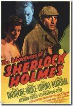 Sherlock Holmes 1939