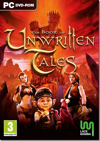 The Book of Unwritten Tales packshot