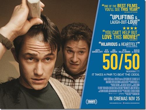 5050 Poster UK