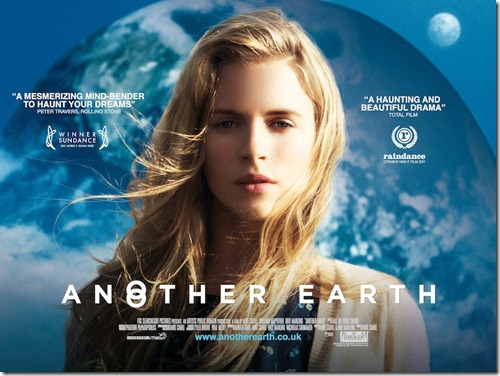Another Earth UK Poster