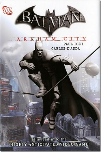 Arkham City - Graphic Novel