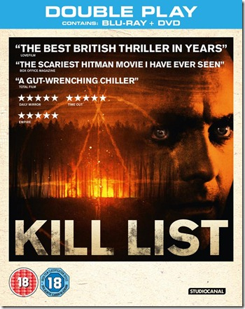 Kill List Blu-ray