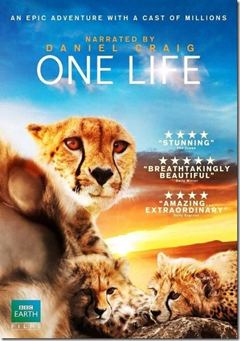 One Life DVD