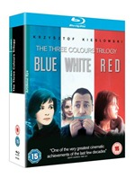 The Three Colours Trilogy Blu-ray