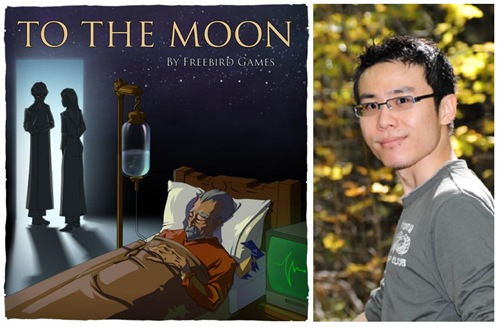 To The Moon - Kan Gao Interview