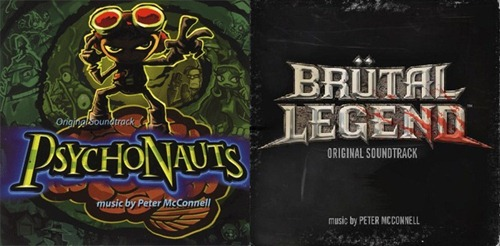 Double Fine Soundtracks