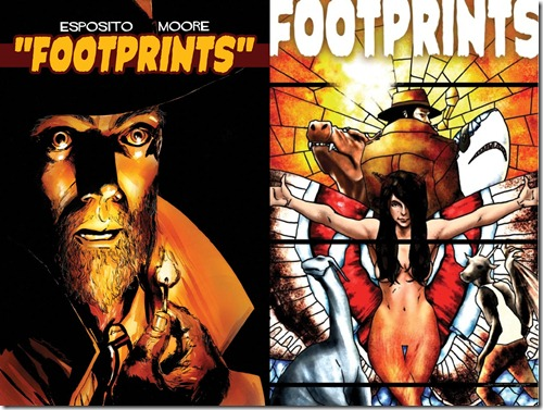 FOOTPRINTS #3 & #4