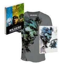 Metal Gear Solid HD Collection Limited Edition Contents