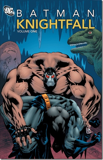 BatmanKnightfallVolume1