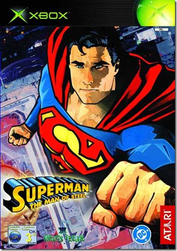 SupermanTheManOfSteelXbox