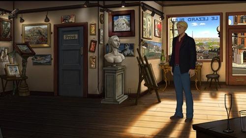 Broken Sword 5 Graphics