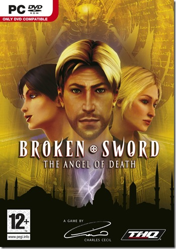 Broken Sword The Angel of Death