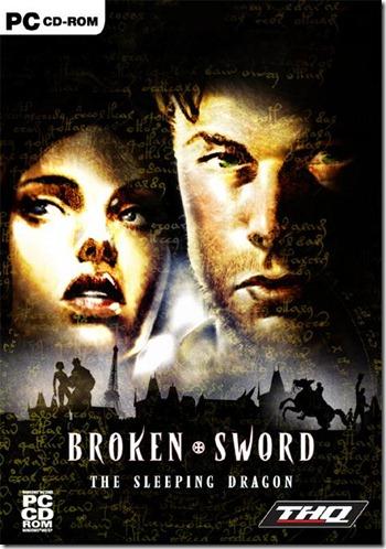 Broken Sword The Sleeping Dragon