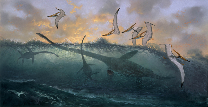 BOOK PREVIEW – Dinosaur Art: The World's Greatest Paleoart ...