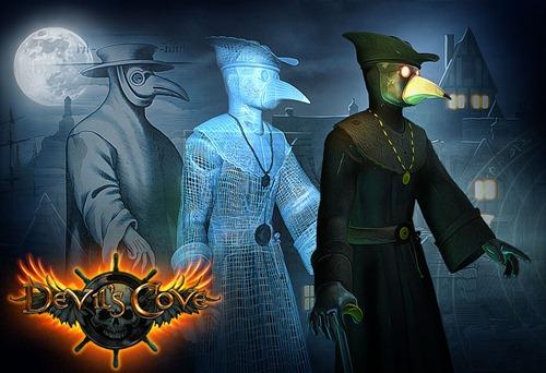 Devils-Cove-Plague-Doctor-Evolution