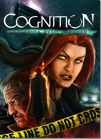 Cognition An Erica Reed Thriller Episode 1 The Hangman