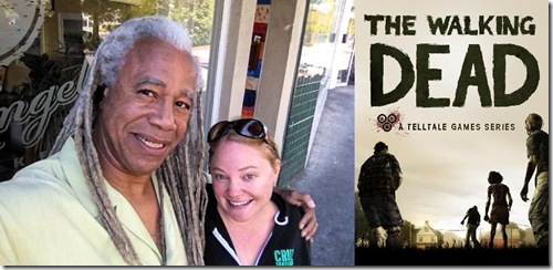 Dave Fennoy & Melissa Hutchison AMO Interview