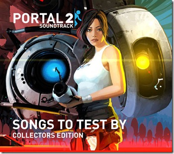 Portal 2 - Songs To Test By (Collector's Edition)