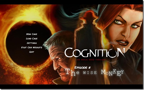 Cognition - Episode 2