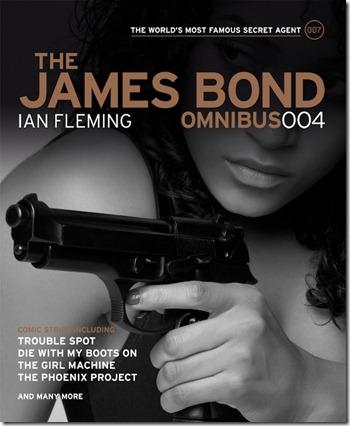 James Bond Omnibus 004